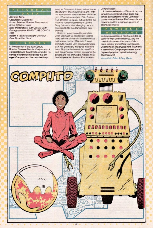Technomimicry-Computo-DC Who's Who V1 #5