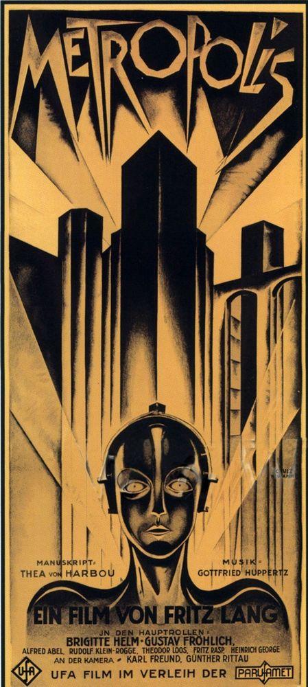 Technomimicry-Maschinenmensch-Metropolis