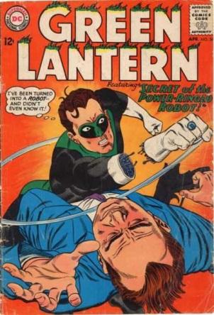 Technomimicry-OS-Green Lantern V1 #36