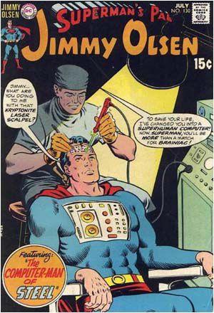 Technomimicry-OS-Jimmy Olsen V1 #130