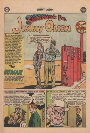 Technomimicry-OS-Jimmy Olsen V1 #70