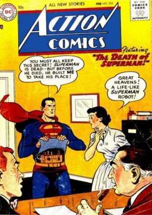 Technomimicry-OS-Superman-Action Comics V1 #225