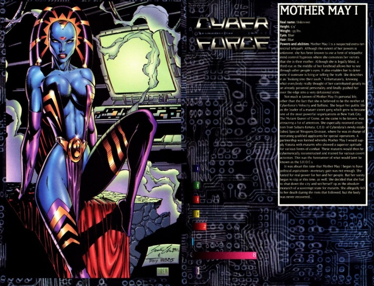 telepathy-mother-may-cyberforce-sourcebook-1