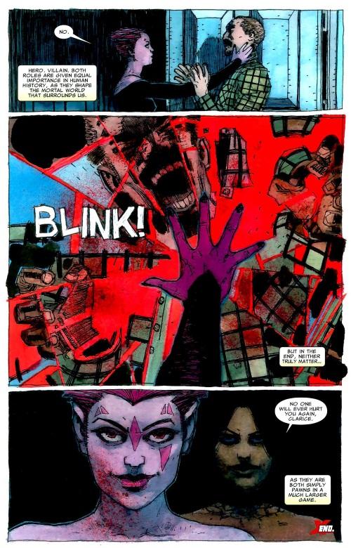 Teleportation (other)-Blink-X-Necrosha-The Gathering #1