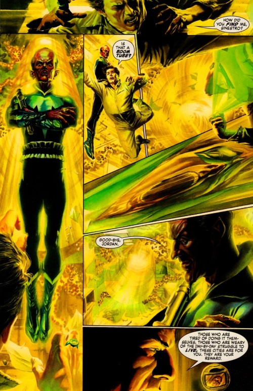Teleportation (other)–Green Lantern-Justice #4 (2006)-8