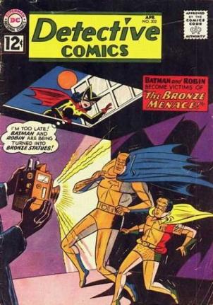 Transmutation (elemental)-OS-Batman-Detective Comics V1 #302