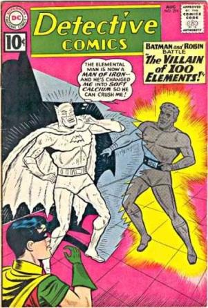 Transmutation (elemental)-OS-Detective Comics V1 #294