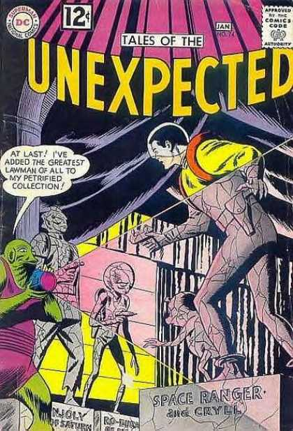 Transmutation (elemental)-OS-Space Ranger-Tales of the Unexpected V1 #74-1