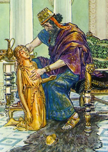 Transmutation (gold)-King Midas