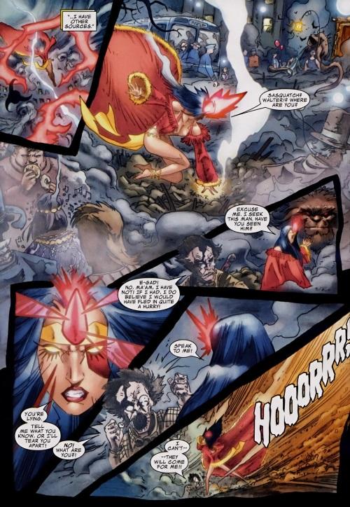 Vision (ghosts)-Talisman-Omega Flight #2
