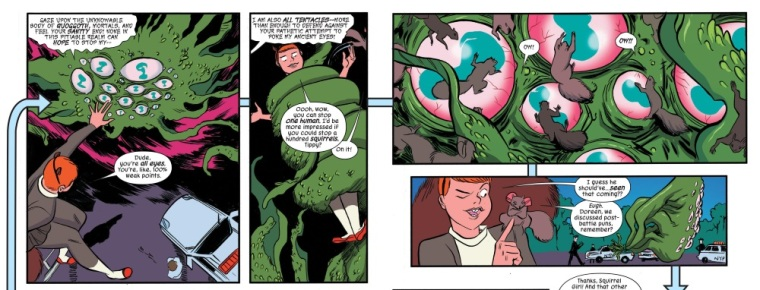 Vision (multi)–The Unbeatable Squirrel Girl #7 (2016)