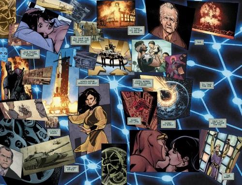 Vision (time)-Doctor Manhattan