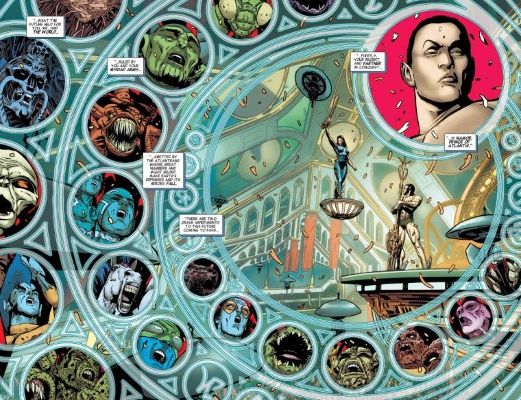 Vision (time)-Ulysses-Squadron Supreme V4 #9 (Marvel)