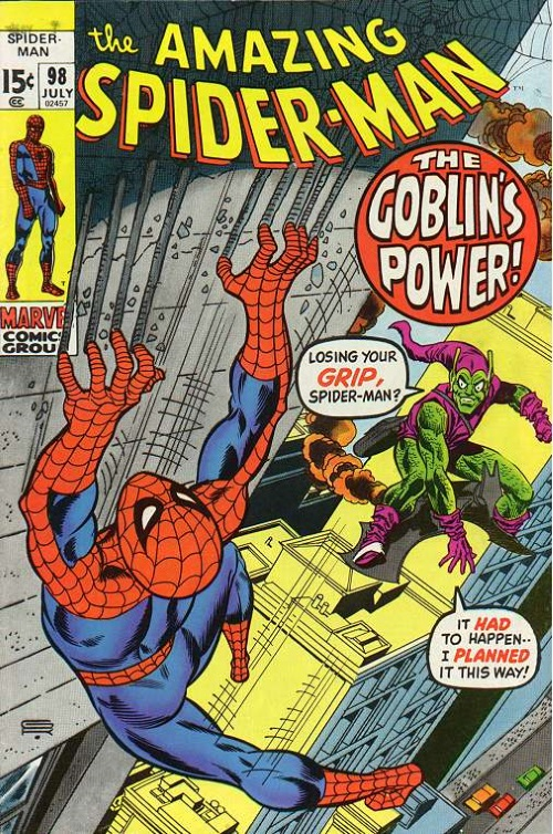 Wall Crawling–Spider-Man (Marvel)
