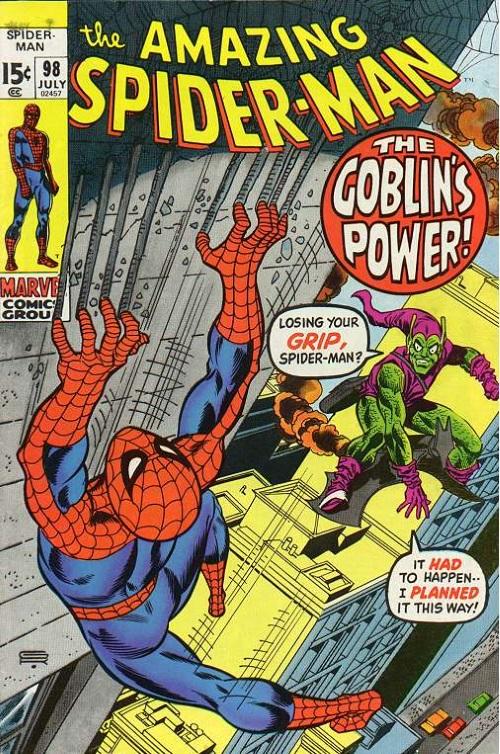 Wall Crawling–Spider-Man (Marvel)