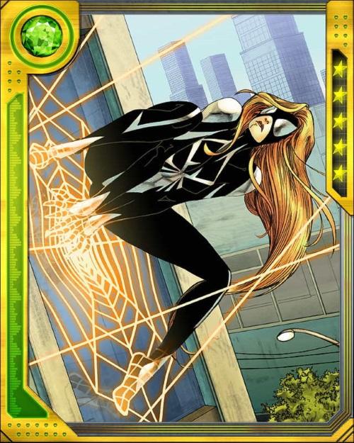 Webs (energy)-Arachne
