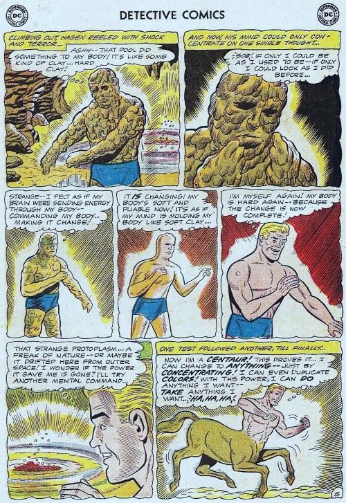 Amorphous Mimicry-Batman-Clayface-Detective Comics V1#298-7