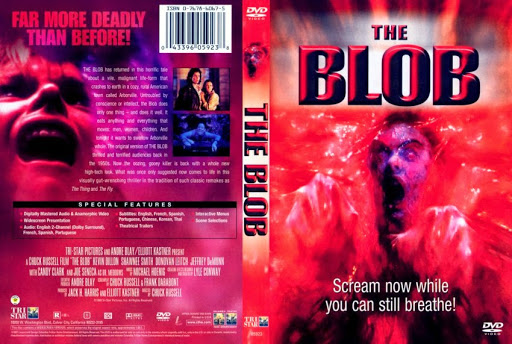 Amorphous Mimicry-Blob 1988-The Blob DVD Cover