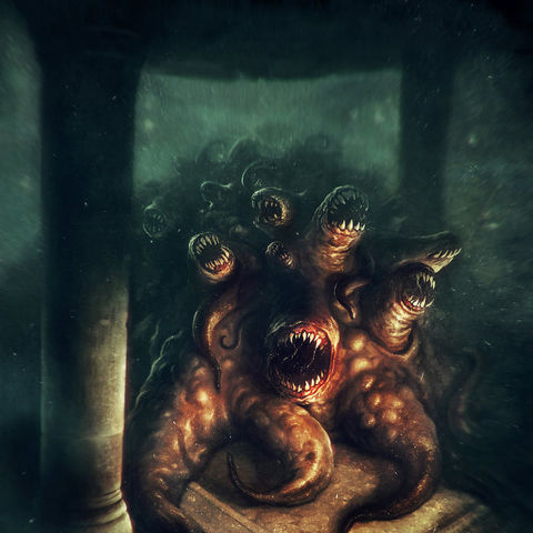 Amorphous Mimicry-Lovecraft-Ghatanothoa