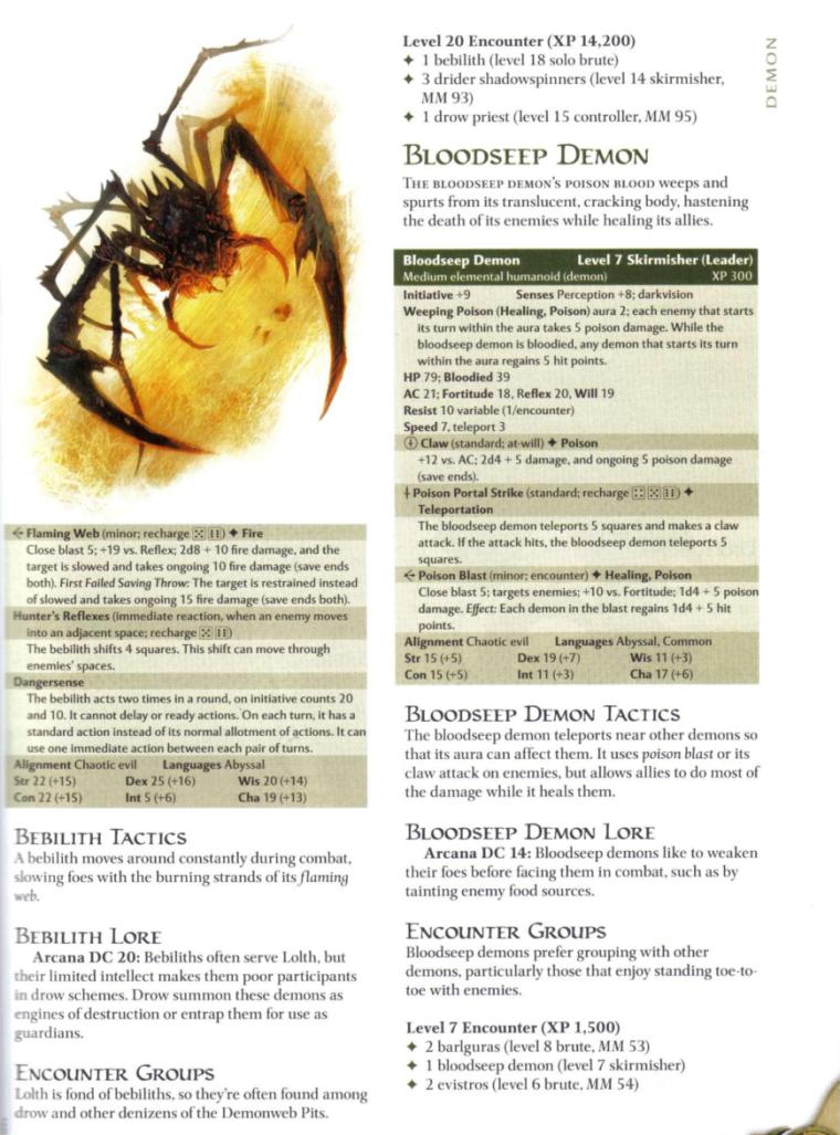043) Arachnid Anatomy – Foxhugh Superpowers List