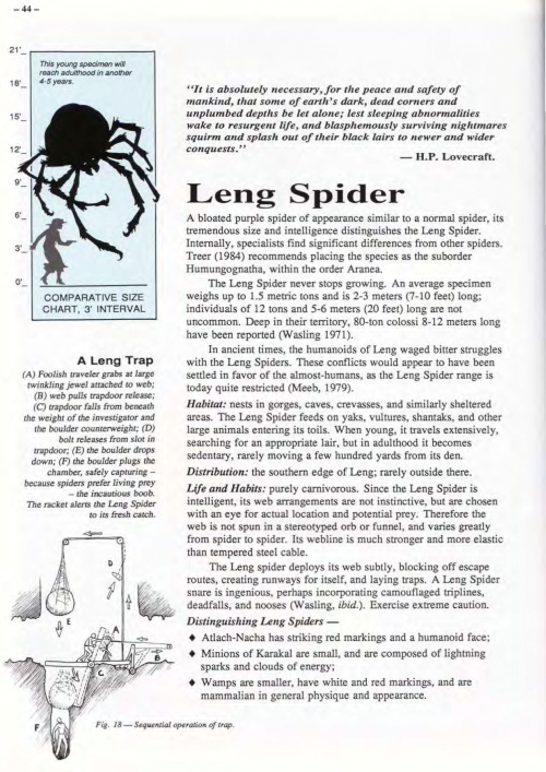 arachnid-mimicry-leng-spider-field-guide-to-creatures-of-the-dreamlands-1