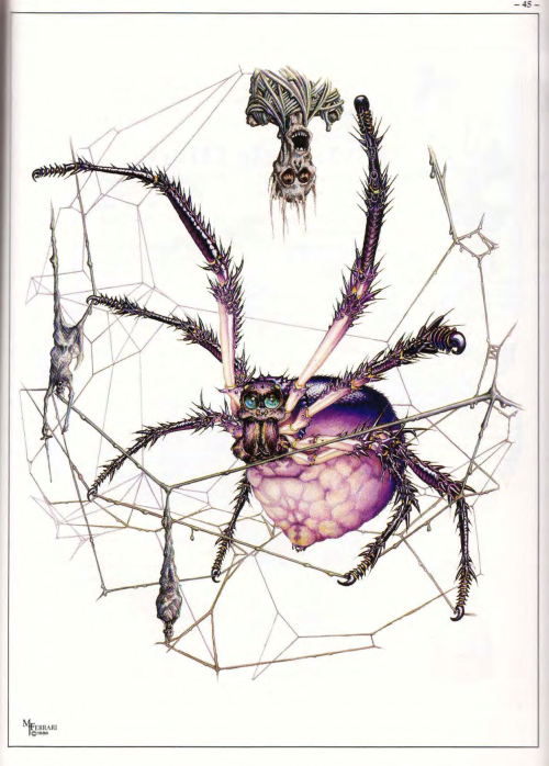 arachnid-mimicry-leng-spider-field-guide-to-creatures-of-the-dreamlands-2