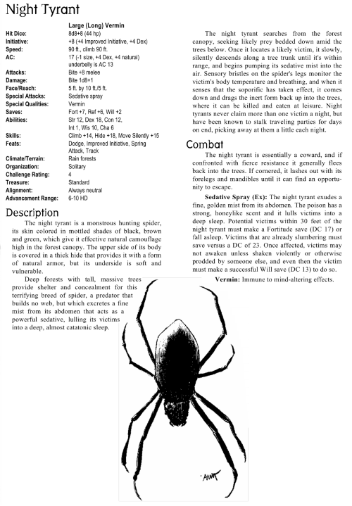 arachnid-mimicry-night-tyrant-creature-collection-i