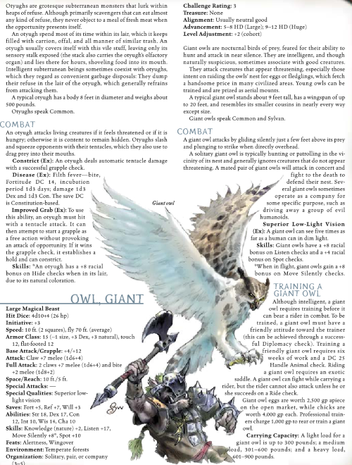 avian-mimicry-giant-owl-dd-3-5-monster-manual-i