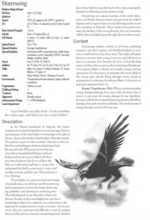 avian-mimicry-stormwing-creature-collection-iii-savage-bestiary