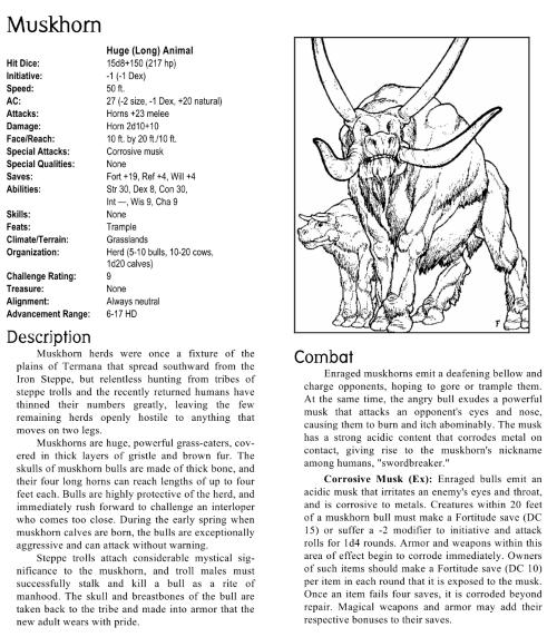 bovine-mimicry-muskhorn-creature-collection-i