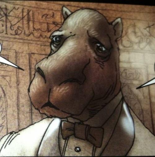 Camelid Mimicry-Casbah Joe-Elephantmen (Image)