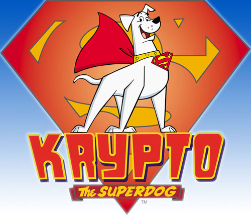 Canidae Mimicry-D-Krypto the Superdog