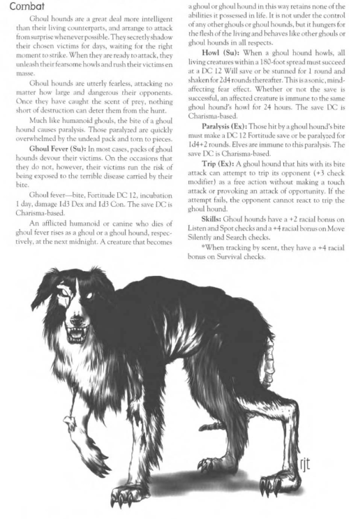 canidae-mimicry-ghoul-hound-creature-collection-iii-savage-bestiary