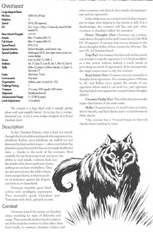 canidae-mimicry-overseer-creature-collection-iii-savage-bestiary