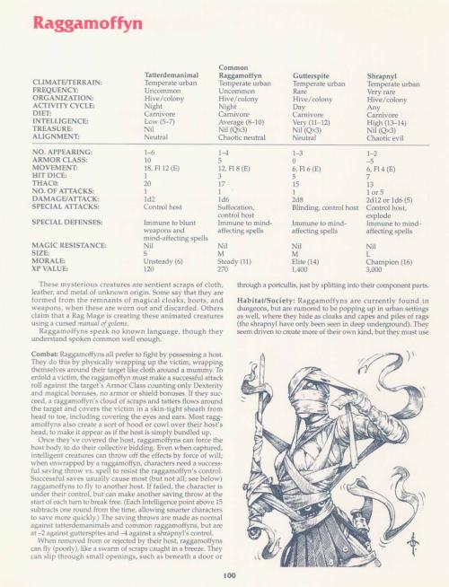 cloth-mimicry-raggamoffynn-tsr-2158-monstrous-compendium-annual-volume-2