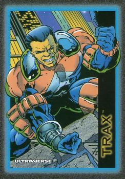 Danger Intuition-1993 SkyBox Ultraverse-40Fr Trax