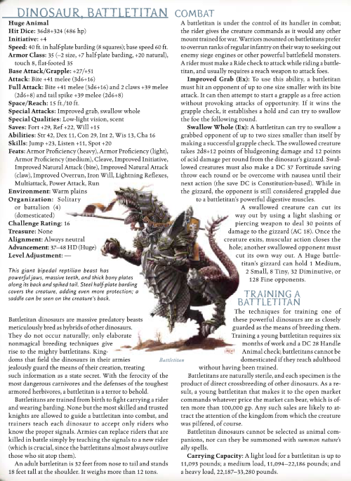dinosaur-mimicry-battletitan-dinosaur-dd-3-5-monster-manual-iii