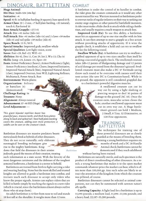 dinosaur-mimicry-battletitan-dinosaur-dd-3-5-monster-manual-iii