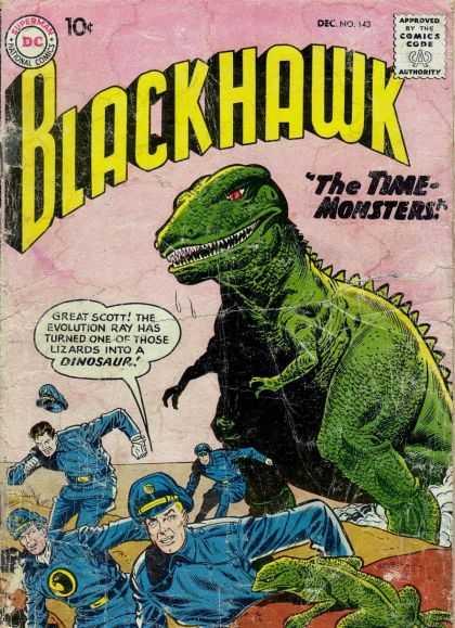 Dinosaur Mimicry-OS-Blackhawk V1 #143