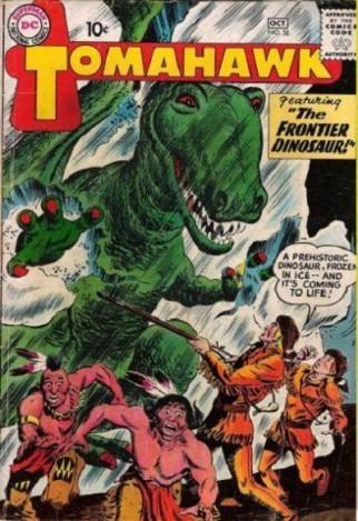 Dinosaur Mimicry-OS-Tomahawk V1 #58