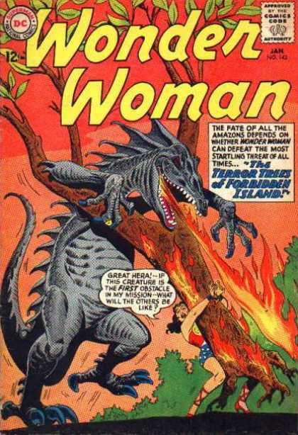 Dragon Mimicry-OS-Wonder Woman V1 #143