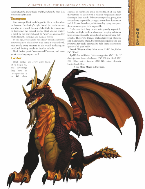 dragon-mimicry-wow-black-drake-world-of-warcraft-monster-guide