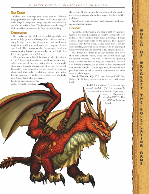 dragon-mimicry-wow-red-dragon-world-of-warcraft-monster-guide