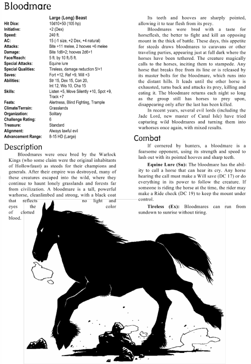 equus-mimicry-bloodmare-creature-collection-i