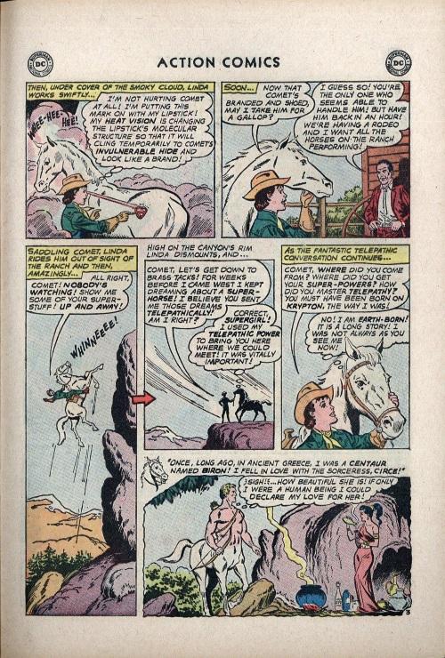 Equus Mimicry-Comet-Action Comics #293 (1962)-23