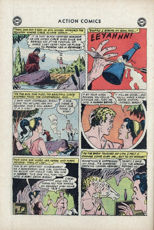 Equus Mimicry-Comet-Action Comics #293 (1962)-24