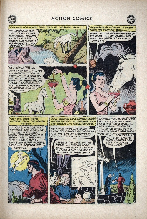 Equus Mimicry-Comet-Action Comics #293 (1962)-25