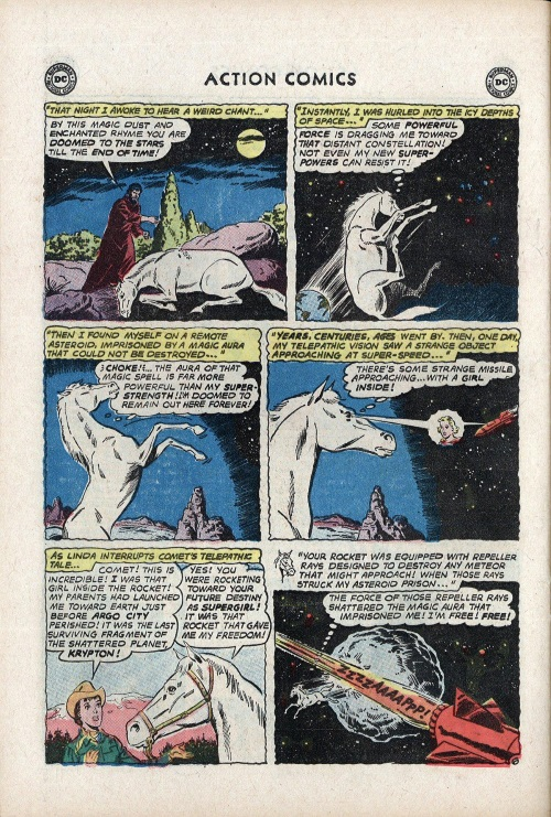 Equus Mimicry-Comet-Action Comics #293 (1962)-26