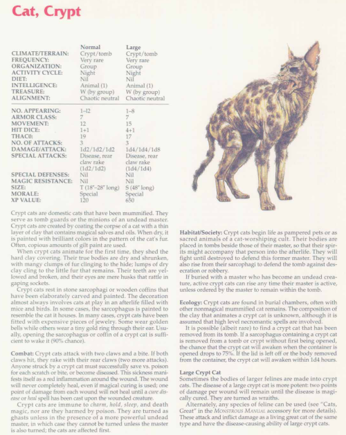 felidae-mimicry-crypt-cat-tsr-2158-monstrous-compendium-annual-volume-2