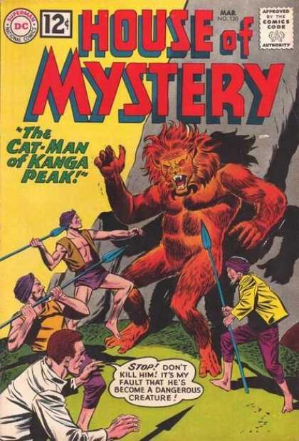 Felidae Mimicry-XOS-House of Mystery V1 #120